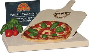 Pizzastein-Ratgeber: Spar-Set